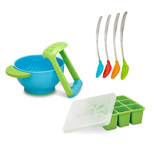 NUK Gerber Mash & Serve Prepare & Feed 6-Piece Set
