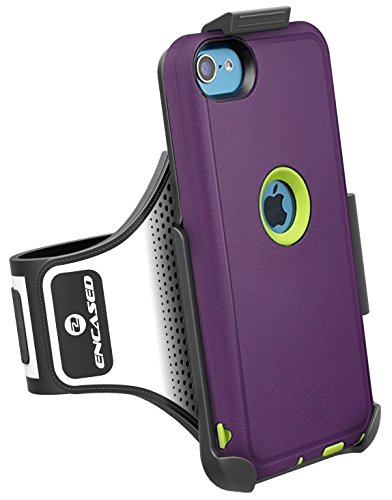 Encased Armband for Otterbox Defender Case - iPod Touch 5G and 6G (case is not included) Armband Clip