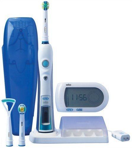 ブラウン オーラルB 電動歯ブラシ 多機能ハイグレードモデル 歯磨きナビ付 D325365X