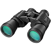 NEXGADGET 10 x 50 Binoculars for Adults Bird Watching Porro Prism Durable Clear Telescope With Fully Multi-Coated Lens for Outdoor Traveling Sightseeing Hunting Wildlife Watching Sporting Events