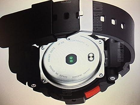 Amazon.com: F6 Smartwatch - BLACK (used): Cell Phones ...