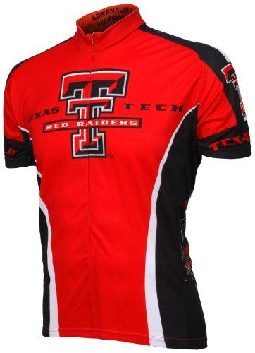 NCAA Texas Tech Cycling Jersey,Large