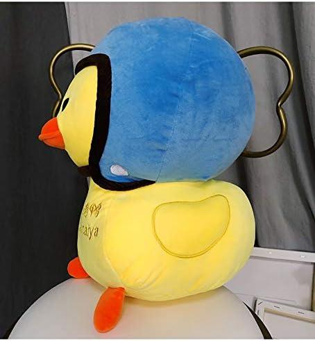 Peluche 35cm Cute Yellow Duck Stuffed Animal Soft Stuffed Animal Cute Chick Doll Toy Creative Kids Birthday