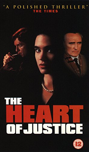 The Heart of Justice [VHS] - Mall Macy's