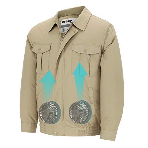 air conditioner jacket - 1