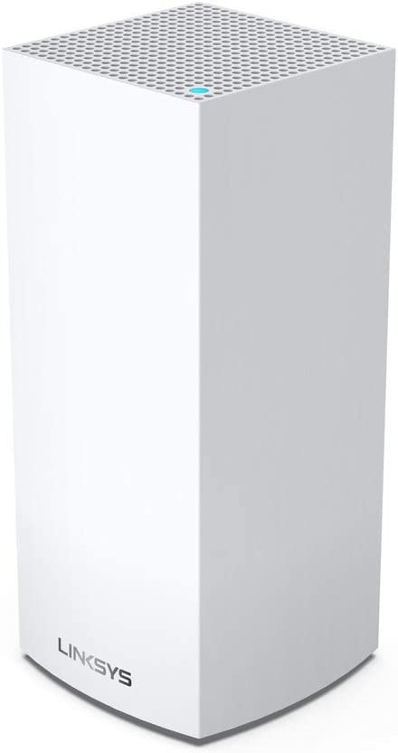 Linksys Velop Tri-Band AX4200 Whole Home Mesh Router WiFi 6 System 1pk (MX4200)