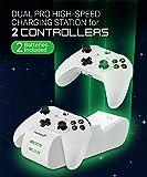 Fosmon Xbox One/One X/One S/One Elite Dual