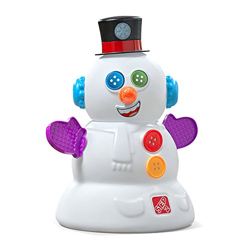 (Step2 My First Snowman Toy, White)