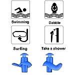 Tappi-per-Le-Orecchie-da-NuotoTappi-Orecchie-Piscina-Riutilizzabili-Impermeabili-Professionali-in-Silicone-per-Nuoto-Doccia-Surf-Snorkeling-e-Altri-Sport-Acquatici