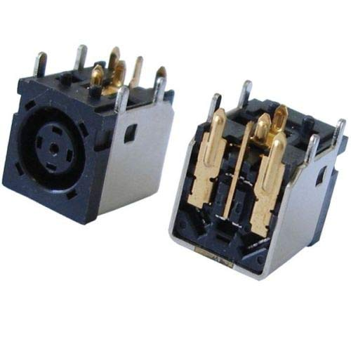 DC power jack for Dell Latitude D600 D620 D630 D630N D631 D630C CHARGING SOCKET