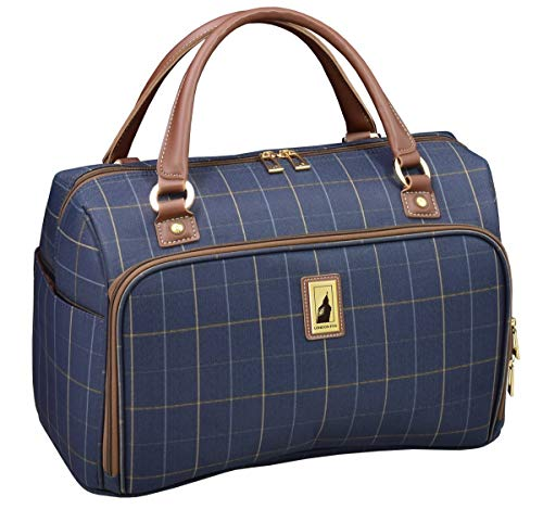 """London Fog Kensington II 17"""" Cabin Bag, Navy Window for sale  Delivered anywhere in USA"""