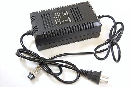 Amazon.com: 36V Voltios Cargador de Batería para Patinete ...