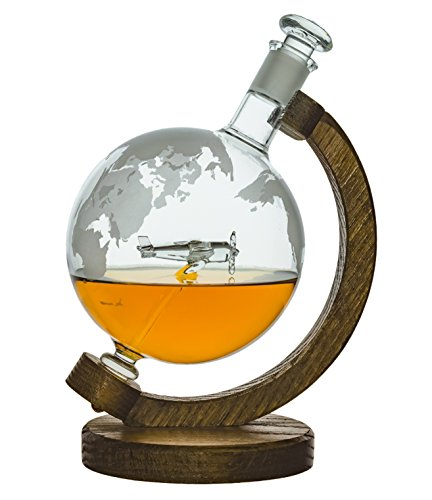 Glass Alcohol Decanter