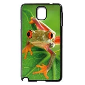 ALICASE Diy Case Frog For samsung galaxy note 3 N9000 [Pattern-1]