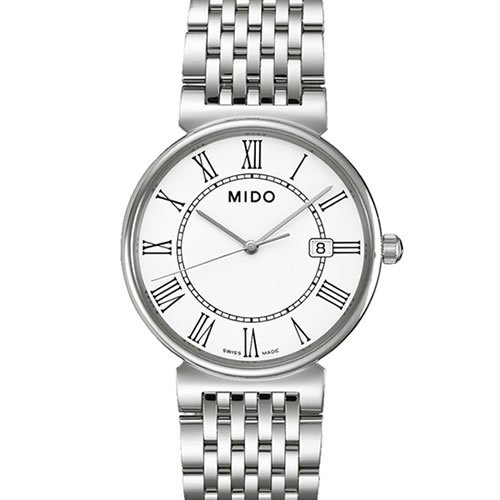 mido-dorada-white-dial-stainless-steel-mens-watch-m11304261