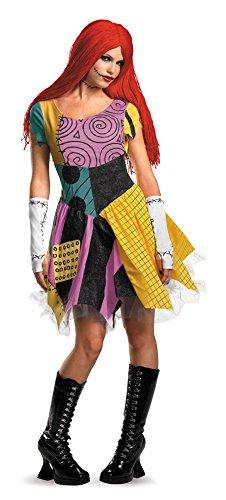 Adult-Costume Sassy Sally 4-6 Halloween Costume - Adult 4-6 ()