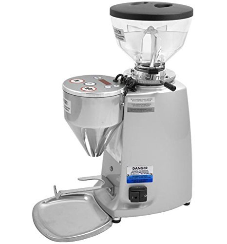 Mazzer Mini Electronic Type A Grinder - Silver by Mazzer