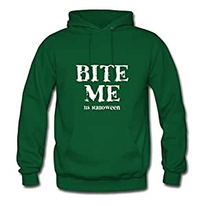 Halloween Popular X-large Hoodies Custom-made For Women Green