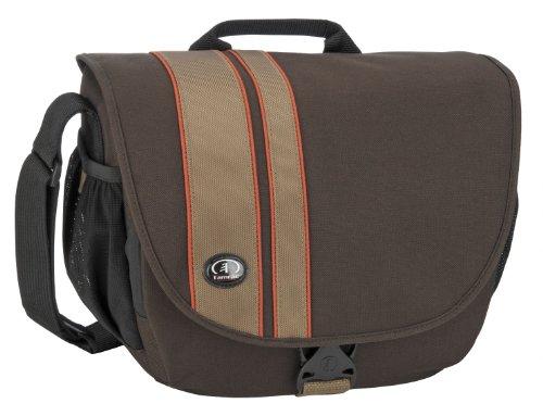 Tamrac 3445 Rally 5 Camera/Netbook/iPad Bag (Brown/Tan) (Tamrac Brown Strap)