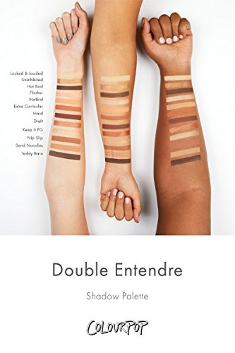 ColourPop Pressed Powder Shadow Palette - Double Entendre