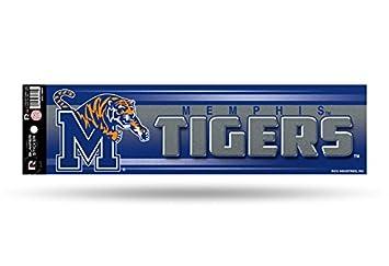 BSGL520101 Rico NCAA Bling Bumper Sticker 9 x 4 Logo Color Rico Industries Inc