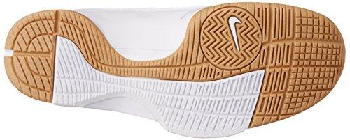 Lux Gum Hyperdunk White 818137 Light White Nike Mens 100 Brown EZPwqxaI