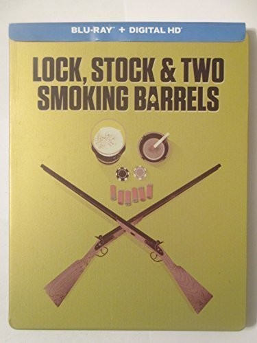 Lock, Stock & Two Smoking Barrels Limited Edition Steelbook + Digital HD