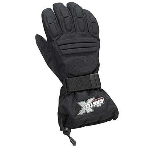 Castle Platform Snowmobile Gloves - X-Large