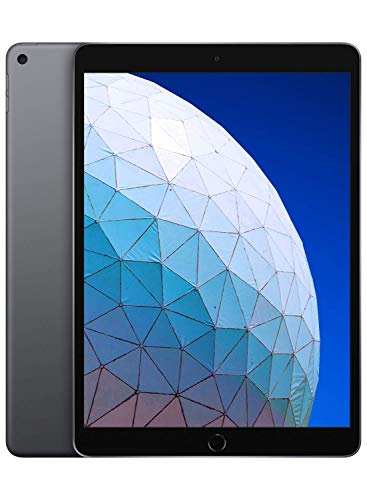 Apple iPad Air (10.5-inch, Wi-Fi, 64GB) - Space Gray]()