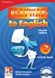 Playway to English Level 2 Activity Book with CD-ROM, Günter Gerngross and Herbert Puchta, 0521131146
