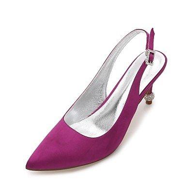 Heelivory Champán Shoes Confort Boda Mujeres'S Noche RTRY CN43 De 5 amp;Amp; Bowknot Vestido Primavera Wedding UK8 Verano US10 5 Azul Rhinestone Plana Las Rubí Satin EU42 qafaxZ