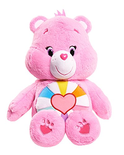 Care Bears Hopeful Heart Jumbo (Heart Care Bear Plush)
