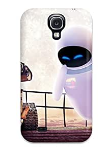 New Wall E Eve Tpu Case Cover, Anti-scratch DjoMoHH8846dNAcy Phone Case For Galaxy S4
