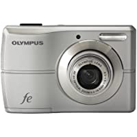 Olympus FE-26 12MP Digital Camera with 3x Optical Zoom and 2.7 inch LCD (Silver) Benefits Review Image