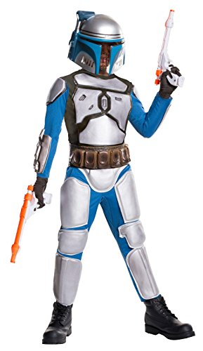 Jango Fett Costume Child Medium Size 8-10