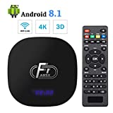 Best Android Boxes - Android 8.1 TV Box,Dolamee F1 Smart tv Box Review