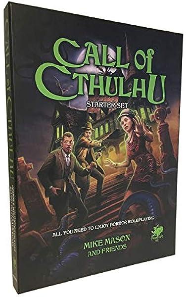Chaosium Call of Cthulhu: Starter Set: Amazon.es: Juguetes y juegos