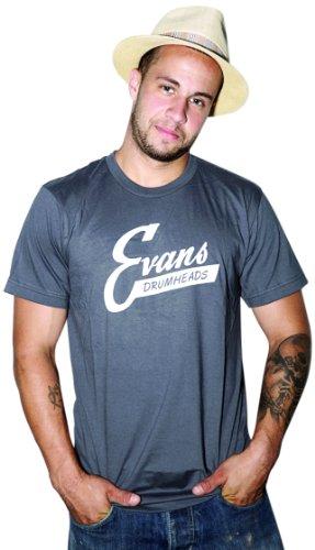 Evans Vintage Logo T-Shirt