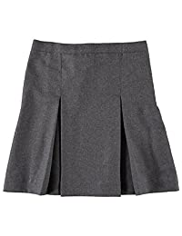 "Cookie's Brand Big Girls' Plus ""3"" Box Pleat Skirt"