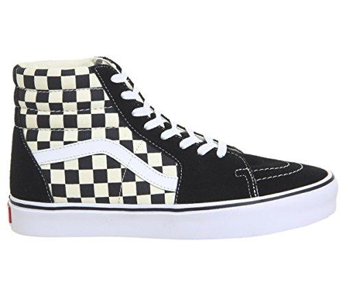 cc2bc961c9646d Vans Black White Checkerboard SK8-Hi Lite Sneakers Parent Parent Parent  B079RL17KD beca1a
