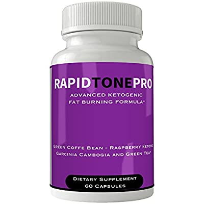 Rapid Tone Pro Weight Loss Supplement - Extreme Weightloss Lean Fat Burner | Advanced Thermogenic Fat Loss Formula Pills for Women Men Natural Weight Loss Pastillas Original by nutra4health Brand