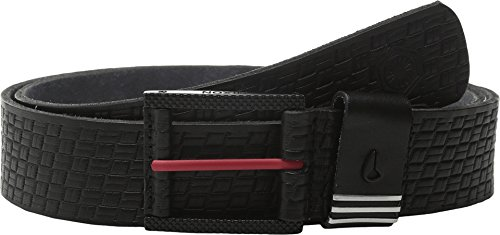 Nixon Unisex The Americana Belt - The Star Wars Collection Kylo Black - Nixon Belt Embossed