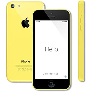 iphone 5c yellow apple iphone 5c 32gb factory unlocked 11151