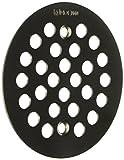 kingsley machine - Moen 101664BN Kingsley 4-1/4-Inch Screw-In Shower Strainer, Brushed Nickel