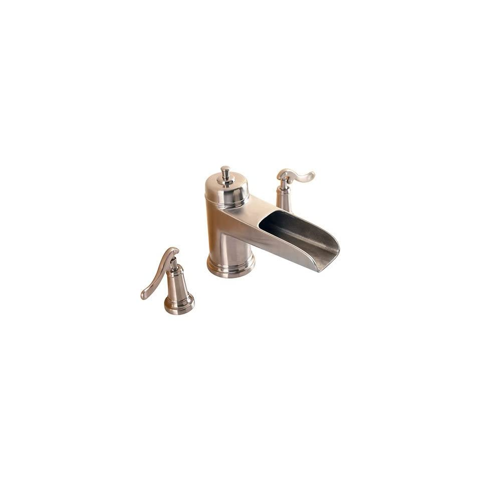 Roman Tub Filler, Ashfield Collection, Rustic Pewter Finish RT6 5YPE
