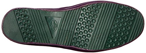 Le Chameau Footwear Womens Cabourg Jersey Boot Violet/Forest Green xkmDqqmJtI