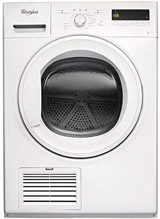 Whirlpool 7Kg Condenser Dryer - White, DDLX70113