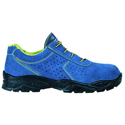 """Cofra 22080–000.w46Talla 46s1P SRC–zapatos de seguridad de """"Node–Azul"""