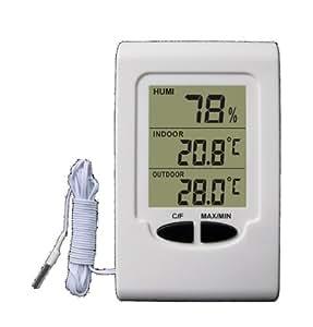 Koch 14511 - Higrómetro/termómetro