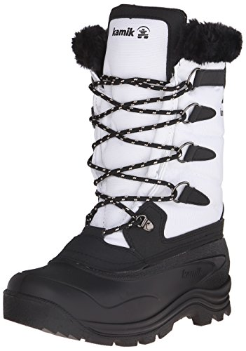 Winter Boot Kamik Women's Shellback White Insulated rIAtAwH